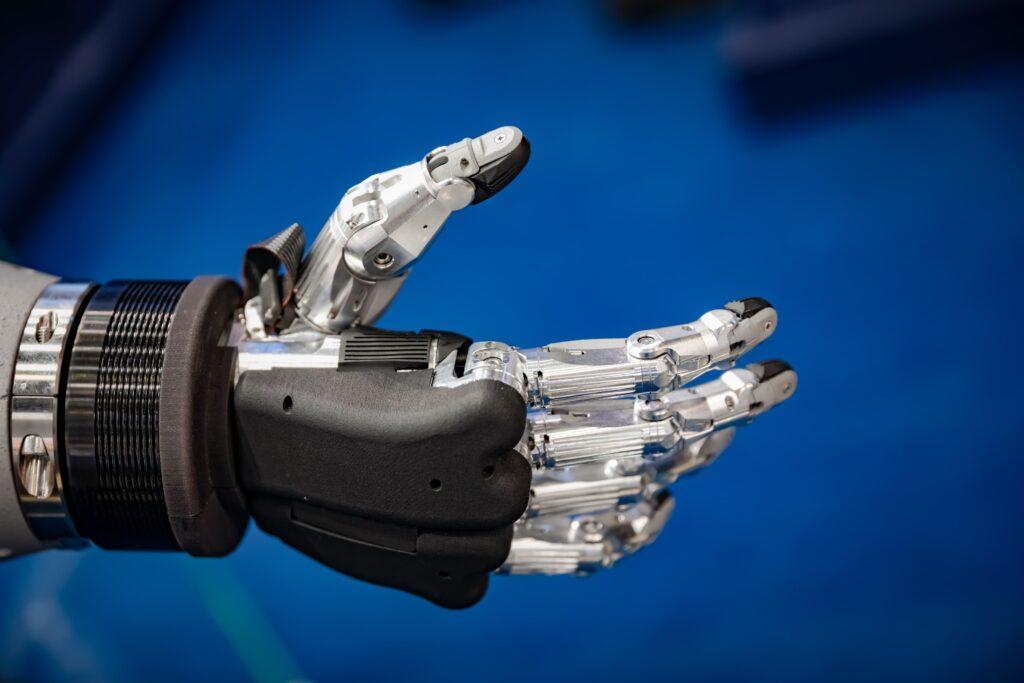 Mekatronik Mühendisliği mekanik el
